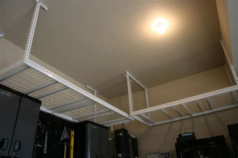 Safe Racks Overhead Storage by Saferacks Rack Installation