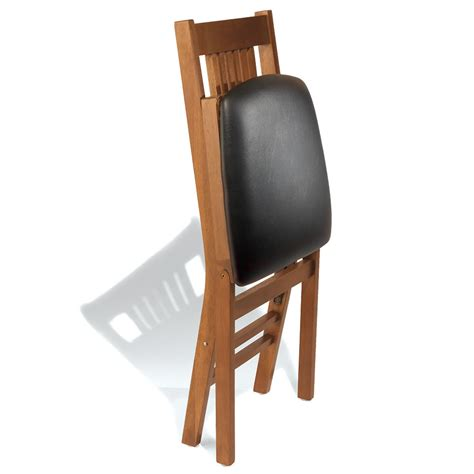 Mission Style Chairs by The Mission Style Pair Of Matching Folding Chairs