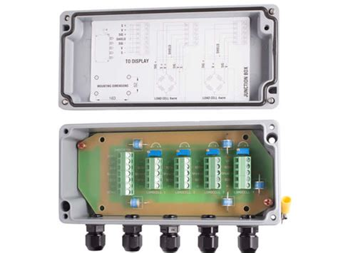 Loadcell Arrester high quality load cell junction boxes thames side