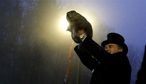 groundhog day meaning of groundhog day 2016 will punxsutawney phil see his shadow