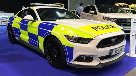 is ford mustang a car ford mustang already being trialled by forces