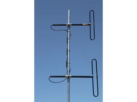 ant150d3 folded dipole antenna 138 174 mhz telewave inc
