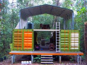 Storage Container Houses Ideas Shipping Container Shelter In Australia