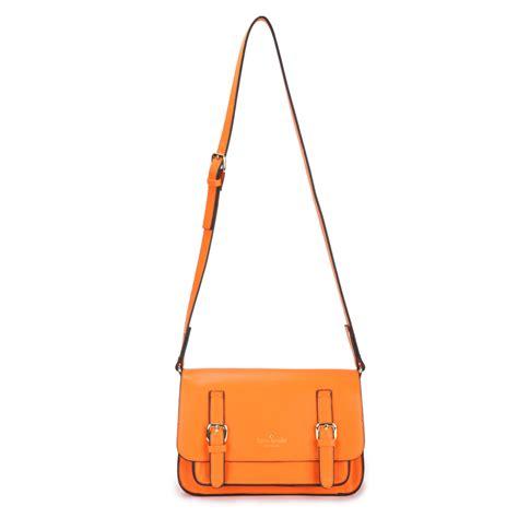 Allens New It Bag by Kate Spade New York Allen Crossbody Bag Orange