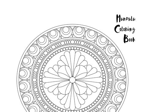 blank mandala coloring pages 101 handmade gift ideas 97 free printable mandala