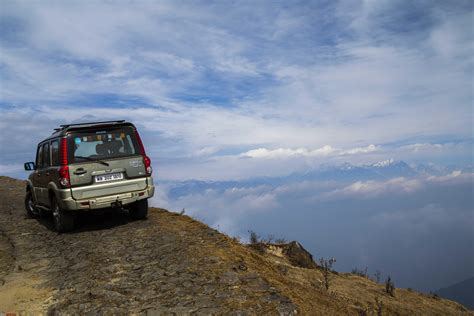 land rover sandakphu sandakphu erstwhile land of land rovers reloaded team bhp