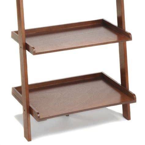 Cherry Ladder Shelf by Ladder Bookshelf In Cherry 8043391