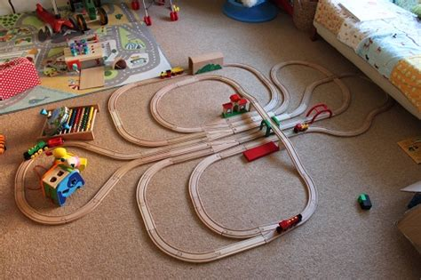 brio train track brio train track layout wooden track mind