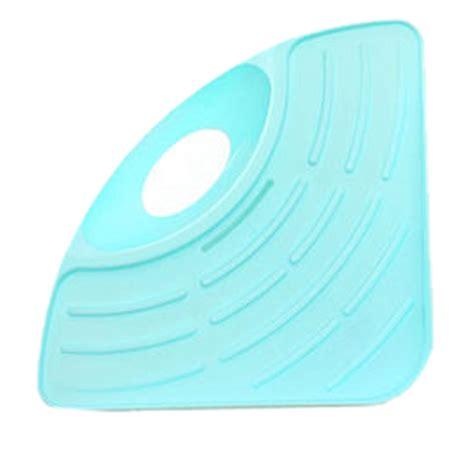 1pc home sponge storage gadget rack basket tiny items tenske sponges kitchen sink corner shelf wall cuisine dish