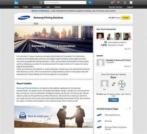 Samsung Electronics America Columbia Mba Linkedin by Samsung Actualizează Platforma Smart Catalog Pentru