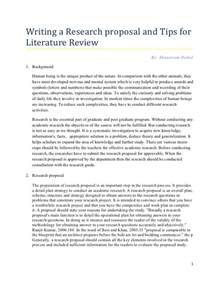 How To Write Literature Review For Project Report by Research Tips For Writing Literature Review