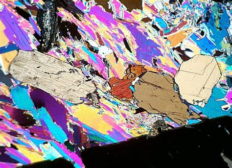muscovite under thin section 46 best images about thin sections on pinterest marbles
