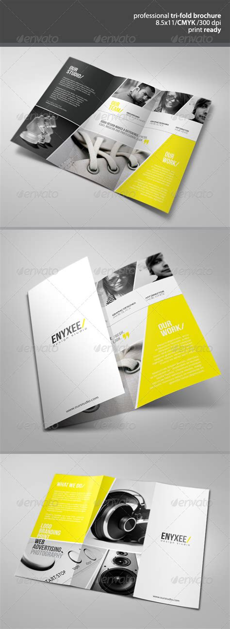 unique design leaflet unique tri fold brochure by 24beyond graphicriver
