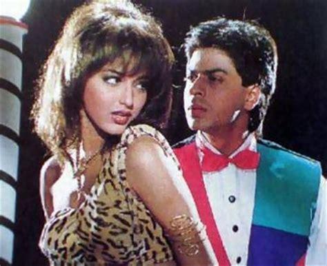 film india english babu desi mem sonali bendre and shah rukh khan in english babu desi mem
