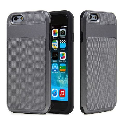 Caseology Rugged Armor For Samsung S6 for iphone 6s 7 7plus s7 s7edg caseology vault series slim design rugged protective armor
