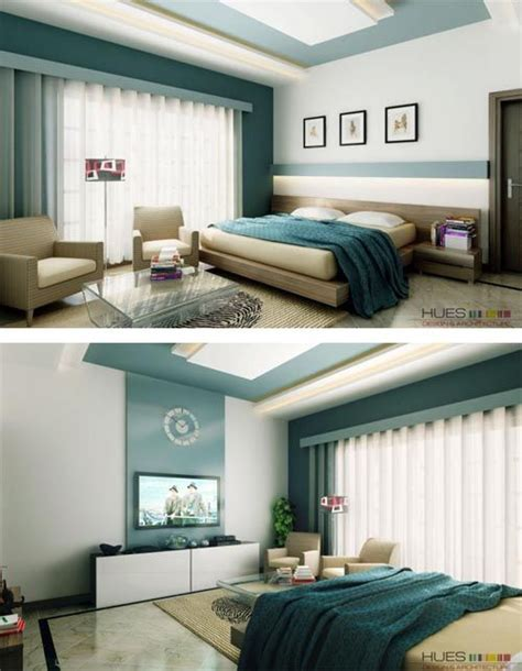 teal feature wall bedroom best 25 aqua blue bedrooms ideas on pinterest blue