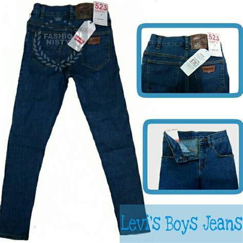Celana Levis Levi S Anak Laki Laki Cowok 2 jual celana levis levi s anak laki laki navy blue fashionisty