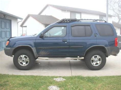 photo image gallery touchup paint nissan xterra in just blue bx5