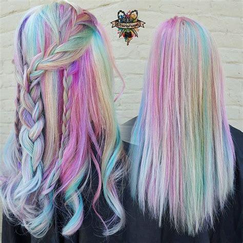 pastel rainbow hair pastel rainbow hair www pixshark com images galleries