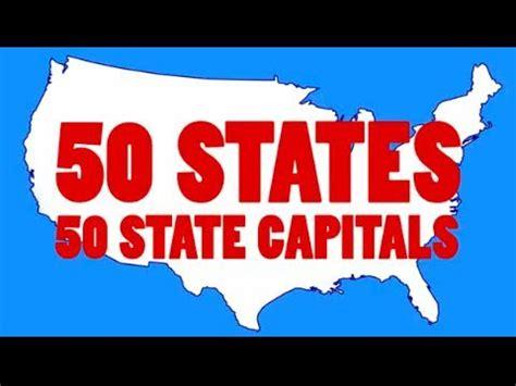 rhythm rhyme results 50 states 50 capitals new