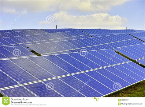 converting to solar energy solar energy panel array stock photo image 62566697