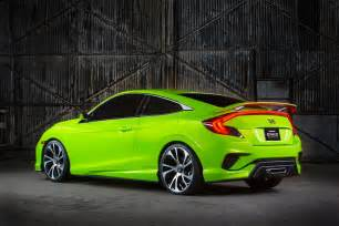 new car honda civic 2016 honda civic says goodbye to blandness