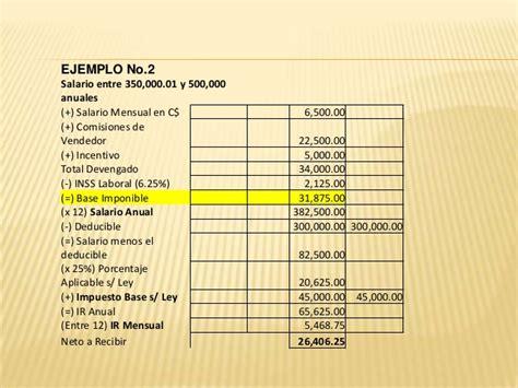 tabla para calcular ir en nicaragua tabla para calcular ir en nicaragua como calcular el ir