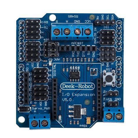 Sensor Shield Arduino Expansion Board Versi 50 arduino xbee io expansion sensor shield from elabpeers on tindie