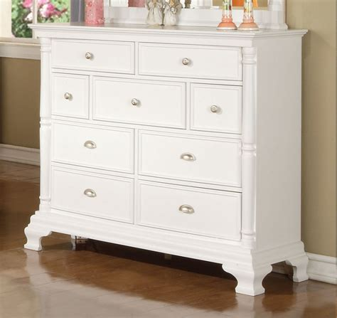 Beautiful Bedroom Dressers Bedroom Modern Free Standing White Wooden Dresser And Bronze Handle In Drawers For