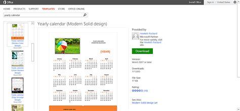 ms office calendar template customizable calendar templates for microsoft office