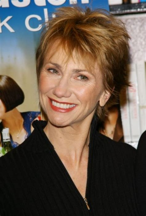 short hairstyles for women over 50 with long faces
