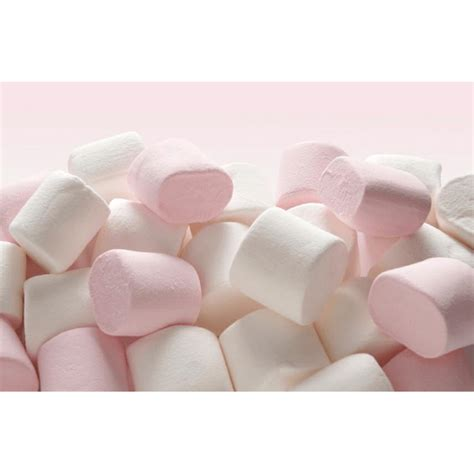 Mini Marshmallows pink and white marshmallows 210g grape tree