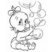 Baby Coloring Pages  ColoringPagesABCcom