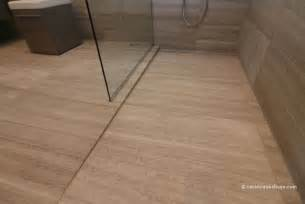 shower floor drain slope images