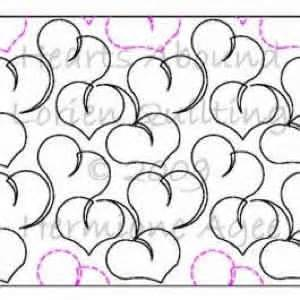 Lorien Quilting by Lorien S Hearts Abound Lorien Quilting Digitized Quilting Designs