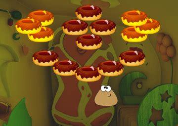 giochi di pou cucina gioco pou e le ciambelle