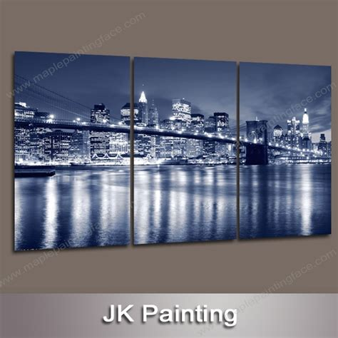 paint nite nyc phone number multi panel beautiful new york city bridge view