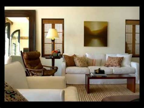 living room paint color with brown furniture youtube