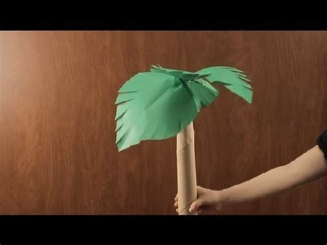 How To Make Rainforest Trees Out Of Paper - rainforest biome shoebox project grade 5 doovi