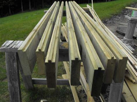 Sunroom Construction Details Sunroom On The Deck Part 4 Woodchuckcanuck