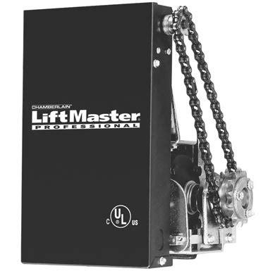 dixie door garage door opener liftmaster model lgj