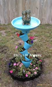 How To Paint Ceramic Vase Top 10 Diy Bird Baths To Inspire You 3glol