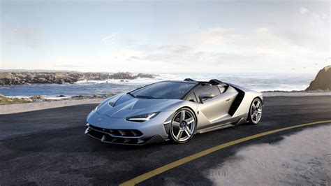 Cars Lamborghini 2017 Lamborghini Centenario Roadster Wallpaper Hd Car