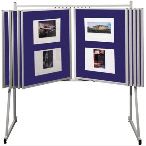 swing panel display floor display products