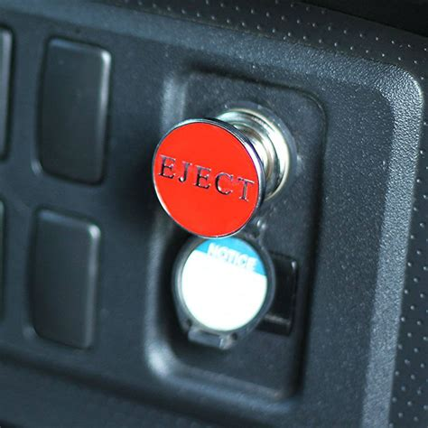UNDER $25 :: Eject Cigarette Lighter Button   Shut Up And