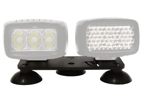 Rigid Industries Suction Cup Light Mount Kit Ships Free Suction Cups For Lights