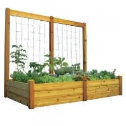 Garden Trellis Plans 10 Raised Garden Bed Ideas For Easier Gardening