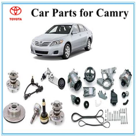 Spare Part Toyota Toyota Camry Spare Parts Car Collection