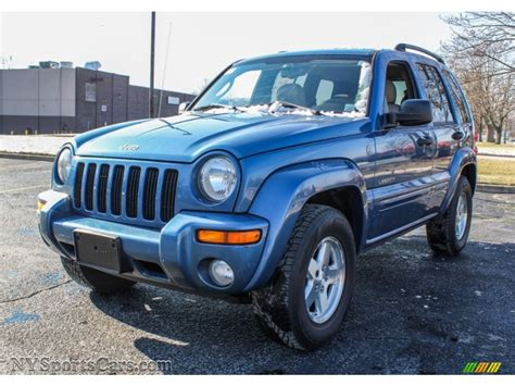 light blue jeep liberty image gallery liberty cars 2004