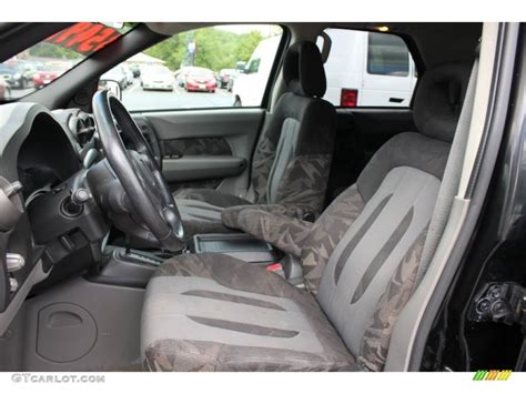2001 pontiac aztek standard aztek model interior photo